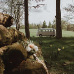 Wedding vw camper