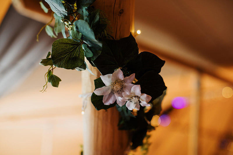 Hartree wedding flowers
