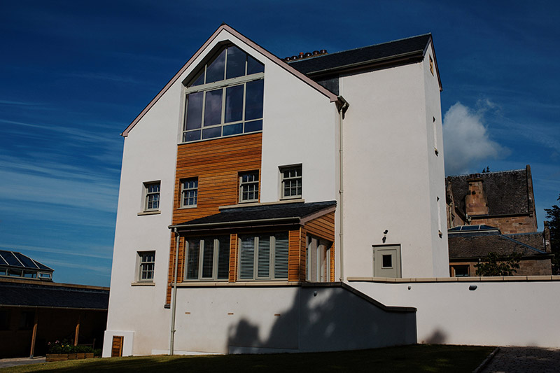 Hartree House extension