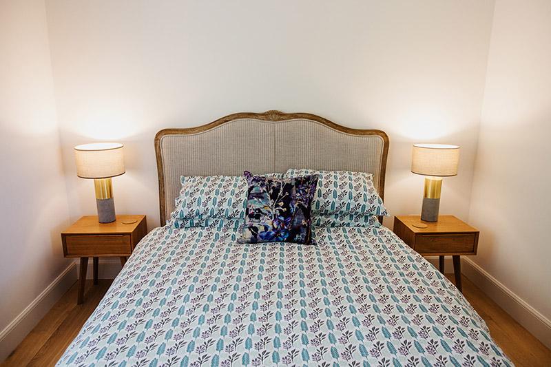 Hartree Lodge bedroom